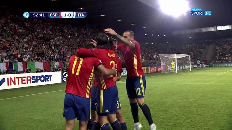 Saul specem od ważnych bramek! Gwiazda Hiszpanii dała prowadzenie w półfinale