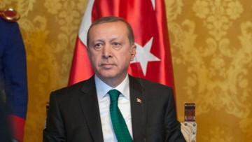 """21-08-2016 08:06 Erdogan: Państwo Islamskie stoi za zamachem w Gaziantep. """"Niczym nie różni się od Gulena"""""""
