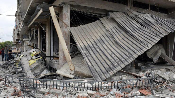 80 członków rodzin dżihadystów zginęło w ataku koalicji w Syrii