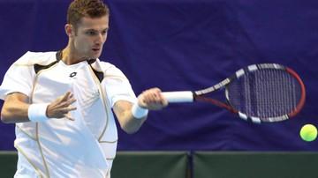 2015-09-05 Porażka Fyrstenberga w 2. rundzie debla US Open