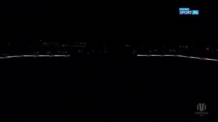 Egipskie ciemności w Bytowie. Mecz z Legią przerwany!
