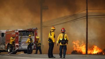21 ofiar śmiertelnych pożarów w Kalifornii