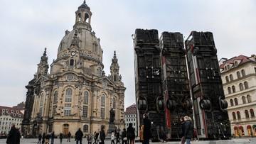 12-02-2017 13:21 Instalacja w Dreźnie nawiązuje do Aleppo. Protestuje przeciwko niej Pegida