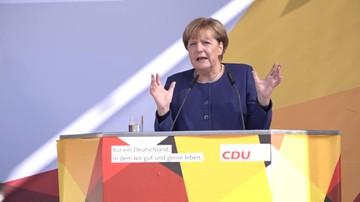 """23-09-2017 16:18 """"Wyrobiła sobie wizerunek matki narodu, któremu Niemcy zaufali"""". Fenomen Angeli Merkel"""