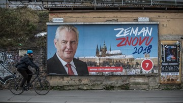 Czechy: początek pierwszej tury wyborów prezydenckich