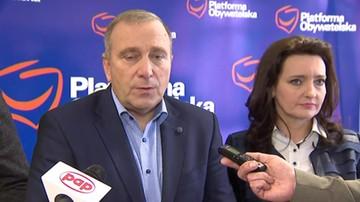W Platformie pod koniec listopada ruszą wybory wewnętrzne władz partii.