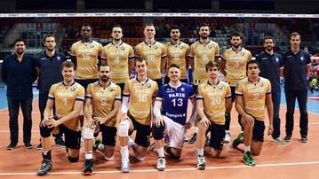 2015-11-17 Siatkówka też w żałobie: Mecz Ligi Mistrzów odwołany