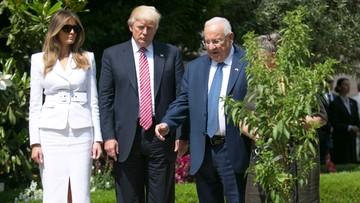 22-05-2017 15:34 Trump: Iranowi nigdy nie będzie wolno posiadać broni atomowej