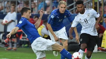 2017-06-24 Euro U-21: Skromne zwycięstwo Włochów z Niemcami! Obie ekipy w półfinałach