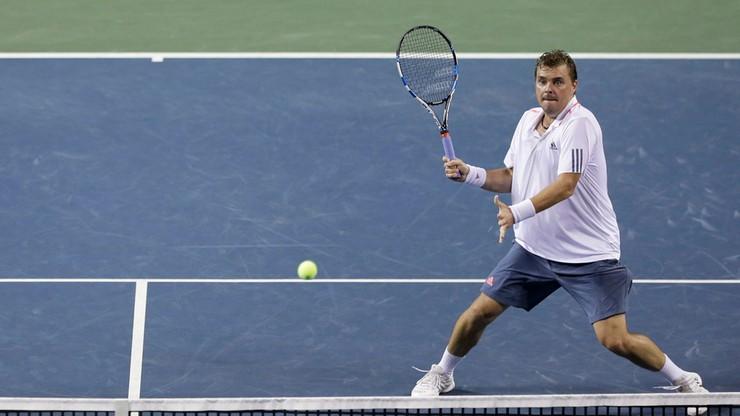 ATP w Tokio: Porażka Matkowskiego w 1. rundzie debla