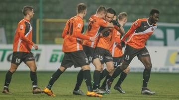 2016-11-05 1 liga: Mecz pięknych goli w Sosnowcu. Sensacyjne zwycięstwo Chrobrego!