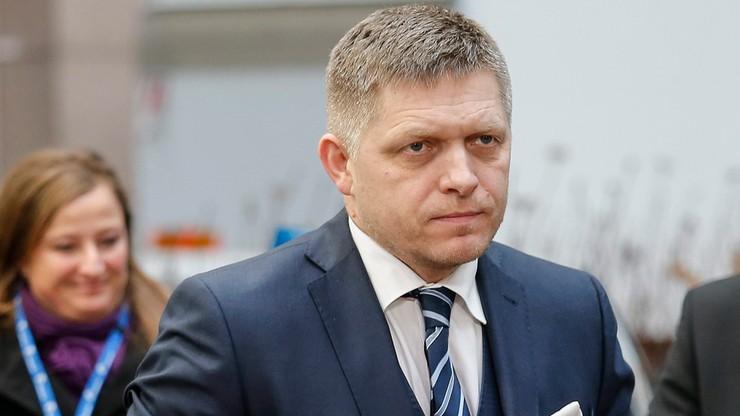 Słowacja może odgrodzić się przed imigrantami
