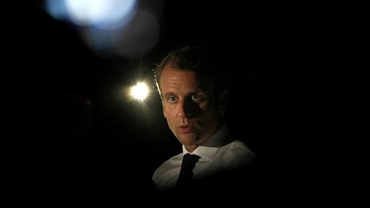 Prezydent Francji dziękuje MKOl za zaufanie