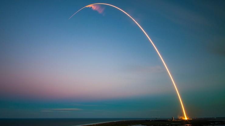 Kolejne nieudane lądowanie rakiety Falcon 9