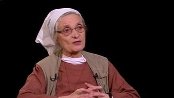 Siostra Chmielewska w programie
