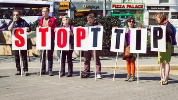Francja chce przerwania negocjacji ws. TTIP