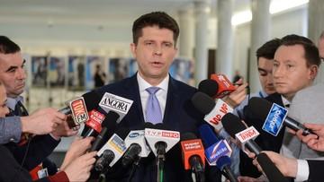 26-02-2016 17:47 Petru: 100 dni rządu to czas chaosu i koszmaru