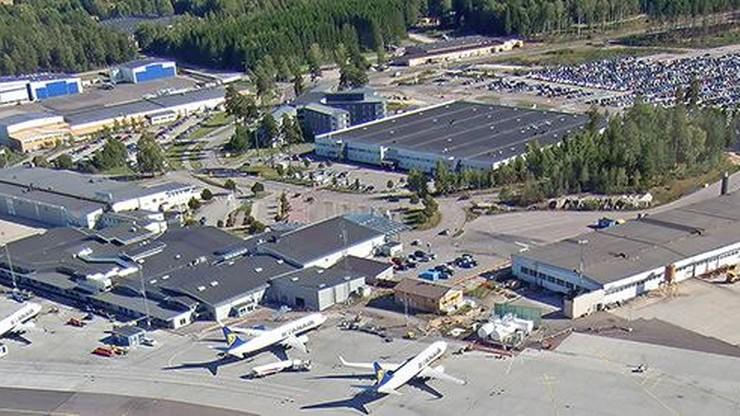 Szwecja: kobieta chciała lecieć do Polski. W jej bagażu skaner wykrył materiał wybuchowy