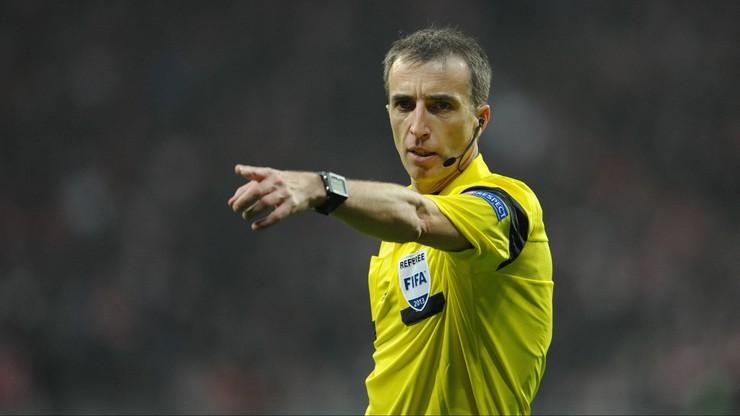 Hiszpan Borbalan sędzią meczu Legia - Ajax