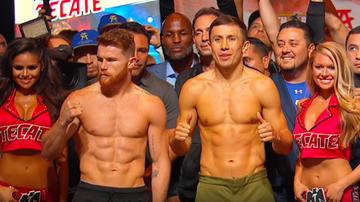 2017-09-16 Gołowkin vs. Alvarez: O której jest walka? Karta walk gali w Las Vegas