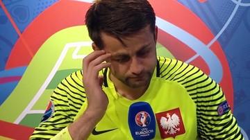 2016-07-01 Fabiański ze łzami w oczach: Mam do siebie pretensje, nie pomogłem drużynie...