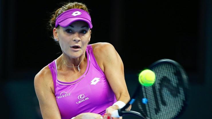 WTA w Sydney: Radwańska odpadła w ćwierćfinale