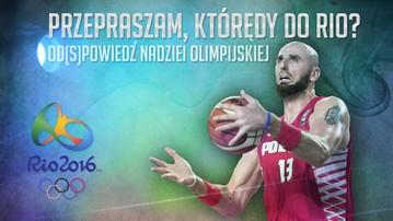 2015-09-03 Marcin Gortat: Mistrzostwo NBA jest większą wartością niż medal olimpijski