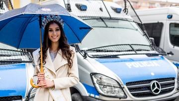 10-03-2017 08:11 Miss Polski współpracowała z policją. Niejeden chciałby być zatrzymany przez taki patrol