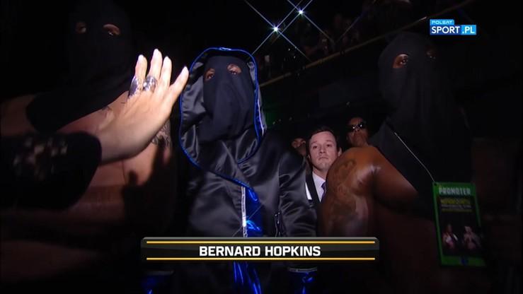 Bernard Hopkins - Joe Smith Junior. Skrót walki