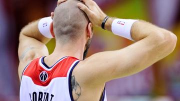 2016-11-17 NBA: Ósma porażka Wizards! 10 punktów Gortata