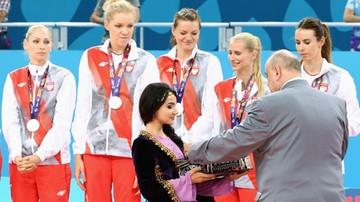 2015-06-27 Siatkarki i pływacy powiększyli dorobek medalowy Polaków