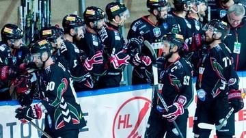 2016-11-20 Porażka GKS Tychy na zakończenie turnieju w Ritten