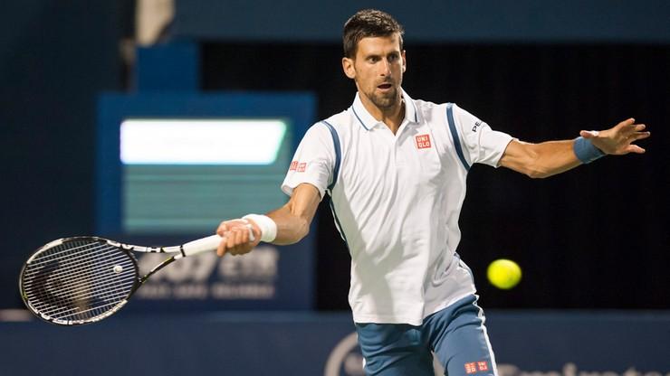 ATP w Toronto: Djokovic - Nishikori w finale. Transmisja w Polsacie Sport