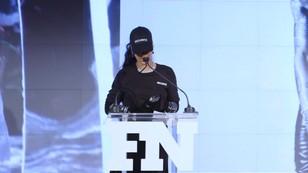 Rihanna nagrodzona - za buty