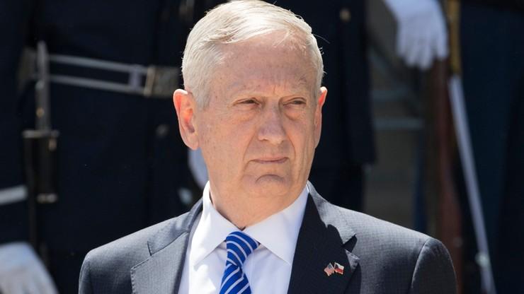 Szef MON rozmawiał z sekretarzem obrony USA. M.in. o zagrożeniu wschodniej flanki i terroryzmie