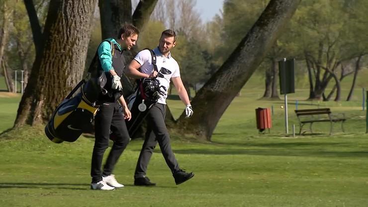 Hamalainen golfistą!