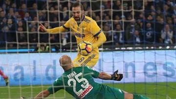 2017-12-01 Juventus triumfuje w Neapolu! Wejście Zielińskiego nie pomogło