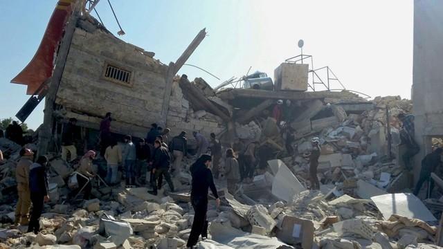 Erdogan i Putin chcą przyspieszyć starania o pomoc dla Aleppo