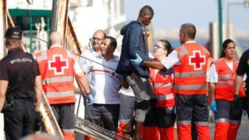 17-08-2017 13:12 Kolejni migranci uratowani na Morzu Śródziemnym. Padł dobowy rekord tego roku