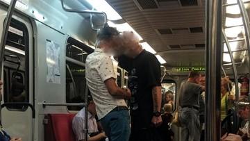 """Azjatki zaatakowane w warszawskim metrze. """"Wyp... z Polski"""""""