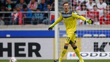 2015-10-18 Bundesliga: Tytoń bohaterem! Polak obronił karnego