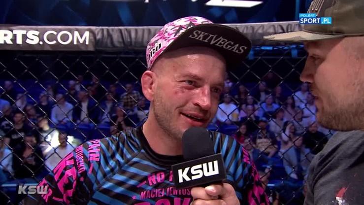 Jewtuszko: Dopiero w trzeciej rundzie byłem sobą