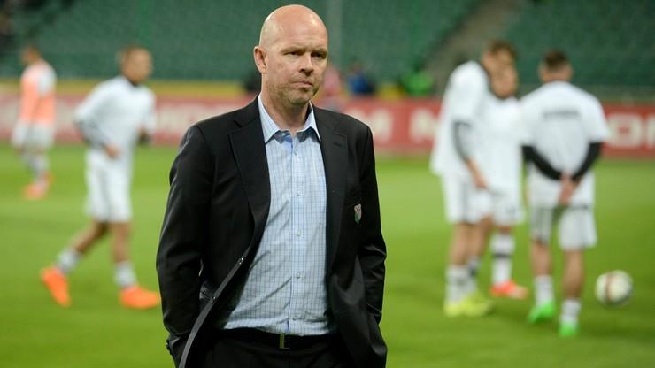 Berg: Nasi rywale grają fizyczny futbol