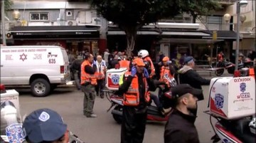 01-01-2016 20:49 Policja ściga zamachowca z Izraela. Rozpoznał go ojciec