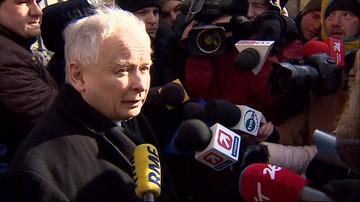 Jarosław Kaczyński w szpitalu, prawdopodobnie chodzi o badania