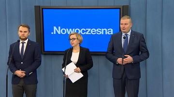 04-11-2016 12:41 Nowoczesna: projekt PiS ws. kwoty wolnej to naruszenie kontraktu z wyborcami