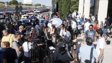 31-07-2017 13:07 Cristiano Ronaldo zeznaje ws. oskarżeń o oszustwa podatkowe. Odrzucił zarzuty