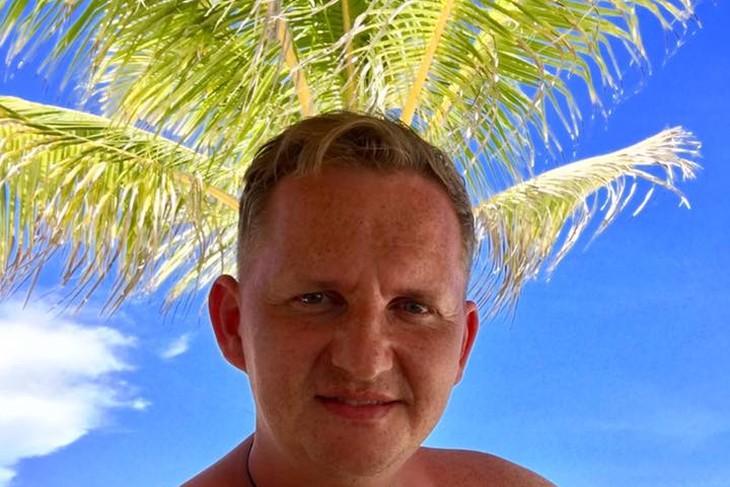 Marek Gwiazdowski pozdrawia z Meksyku