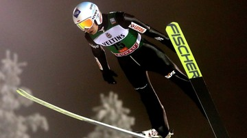 2017-11-24 Stoch dziewiąty w kwalifikacjach w Kuusamo
