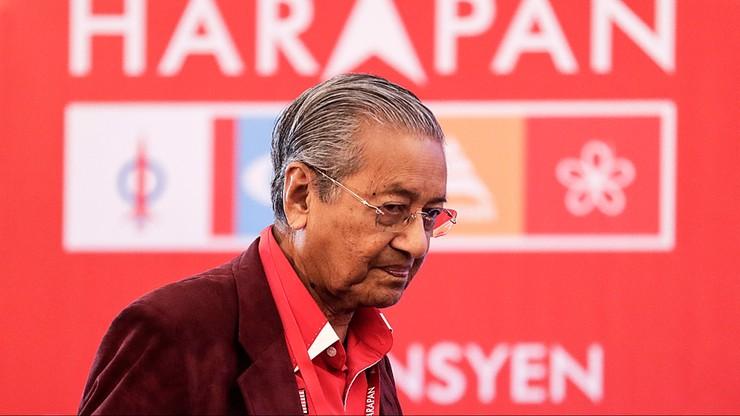 92-letni były premier Malezji może zostać najstarszym szefem rządu na świecie. Jest kandydatem opozycji